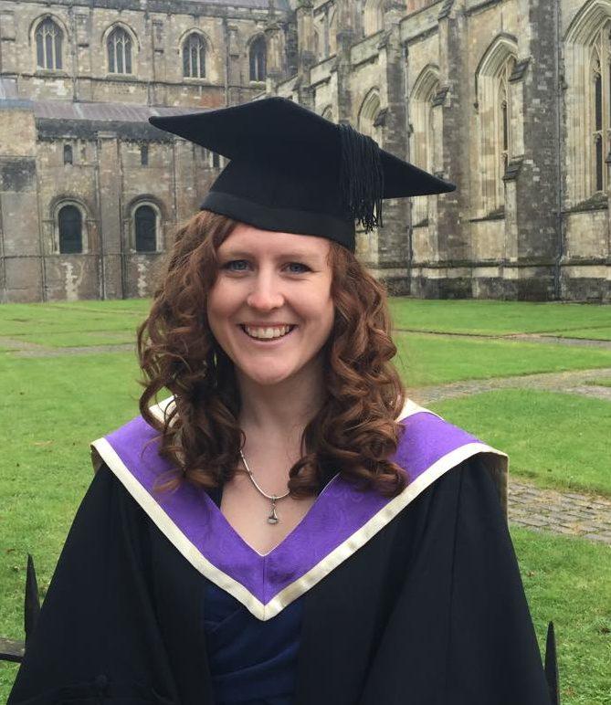 University of Winchester Graduation