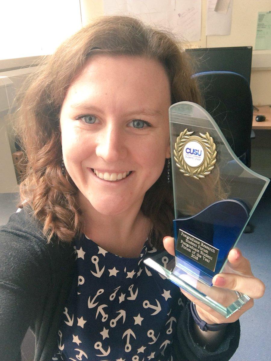 CUSU award